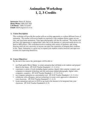 information - Oregon School District