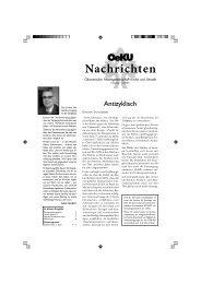 Agenda - oeku Kirche und Umwelt