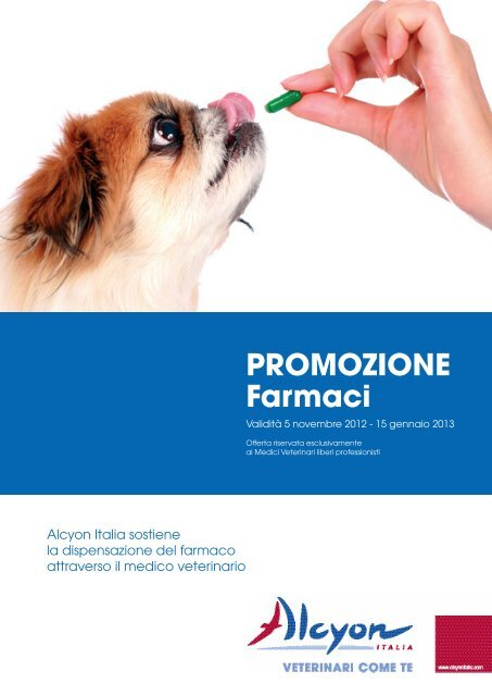 PROMOZIONE farmaci - Alcyon Italia