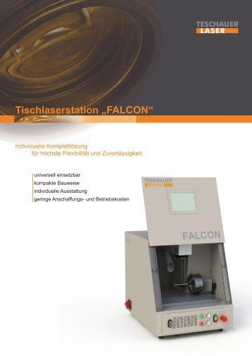 """Tischlaserstation """"FALCON"""""""