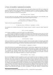 cap. 6 - Frame, reti semantiche e ragionamento non ... - Filosofia