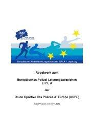 EPLA Regelwerk (PDF) - USPE