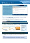 Quick Reference Guide - Cochrane Library Users' Group - Page 3