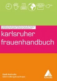 Frauenhandbuch - Karlsruhe