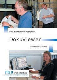 Flyer DokuViewer