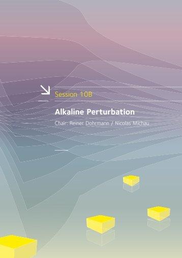 Alkaline Perturbation - Andra