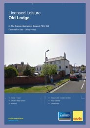 Licensed Leisure Old Lodge - Savills