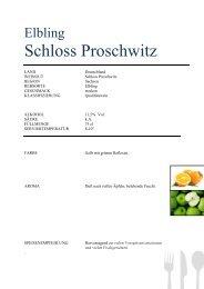 Weingut Schloss Proschwitz - winogrono.de