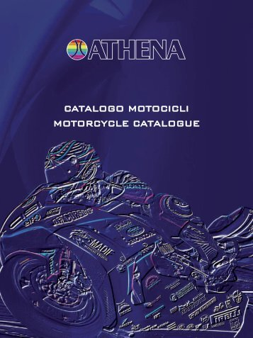 catalogo motocicli motorcycle catalogue - Vintage Aprilia