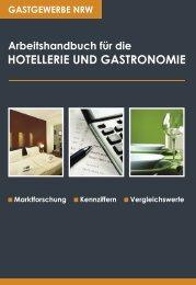 Arbeitshandbuch für die Hotellerie und Gastronomie