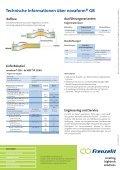 novaform® GB Hochleistungs- Metallsickendichtungen - Seite 2