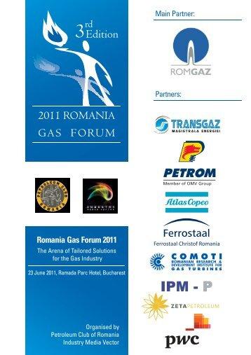 Romania Gas Forum 2011_RO.cdr - Petroleumclub.ro