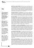 La Lettre n°09 - Arcade Provence-Alpes-Côte d'Azur - Arcade PACA - Page 4