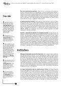 La Lettre n°09 - Arcade Provence-Alpes-Côte d'Azur - Arcade PACA - Page 6
