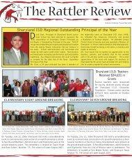 The Rattler Review - November 2006 - Sharyland ISD