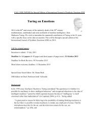 IJSE: Turing on Emotions New!