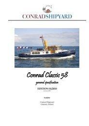 Conrad Classic 58 - Yachtopolis