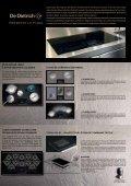 Le Piano, le premier espace de cuisson 100 % induction - De Dietrich - Page 2