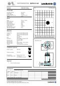 Datasheets DSP series - Landustrie - Page 3