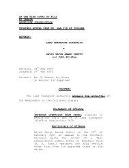 Download LTA v David Satya Anand Chetty Judgement - Law Fiji