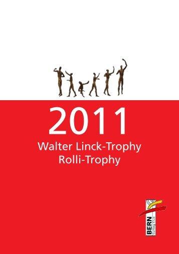 Turnierprogramm 67. Walter Linck Trophy - Curling Bahn Allmend ...