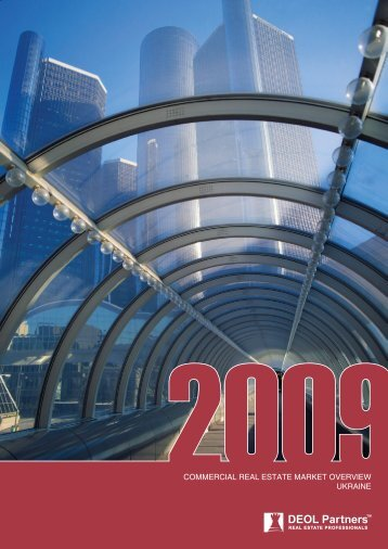 commercial real estate market overview ukraine - DEOL Partners
