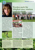 Fairway November 2013 - Golfclub Bremerhaven - Page 2