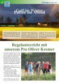 Fairway November 2013 - Golfclub Bremerhaven - Page 6