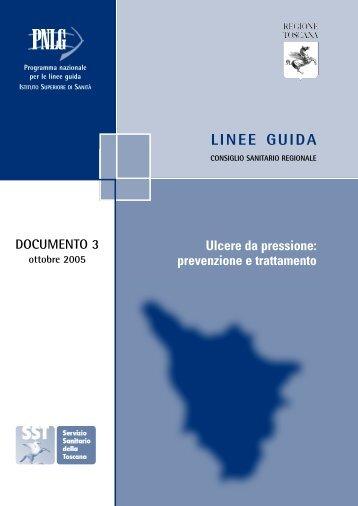 Ulcere da pressione: prevenzione e trattamento - Sistema Nazionale ...