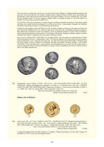 Catalogue, Part 3 PDF (ca, 40 MB) - Numismatica Ars Classica NAC
