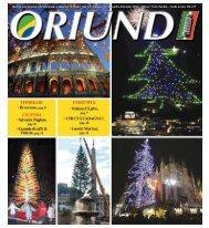 ORIUNDI – Dicembre 2006 – 1 Revista ítalo-brasileira de ... - Povo.it