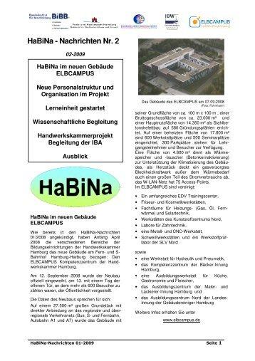Habina magazine for Nachrichten seiten
