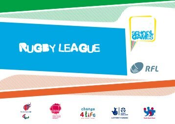 Rugby League - School Games