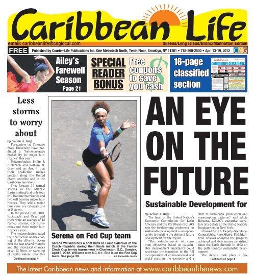 Queens print edition (PDF) - Caribbean Life