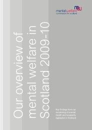 Annual monitoring report 09 -10 (.pdf, 1MB) - Mental Welfare ...