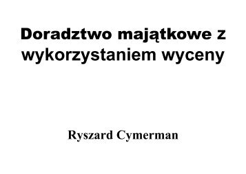 y - Wydział Prawa i Administracji UW