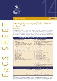 pdf [90kB] - Department of Families, Housing, Community Services