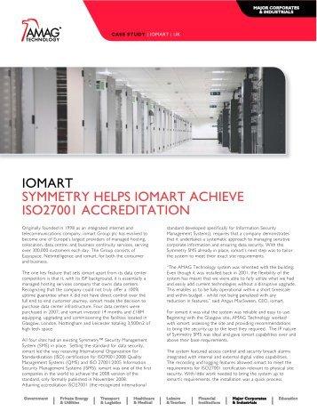 iomart - AMAG