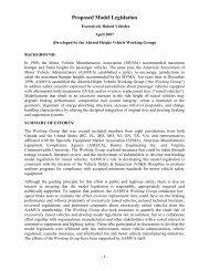 Preamble - American Association of Motor Vehicle Administrators
