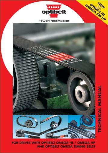Standard range - Belting Ware
