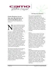PLS White Paper - Camo