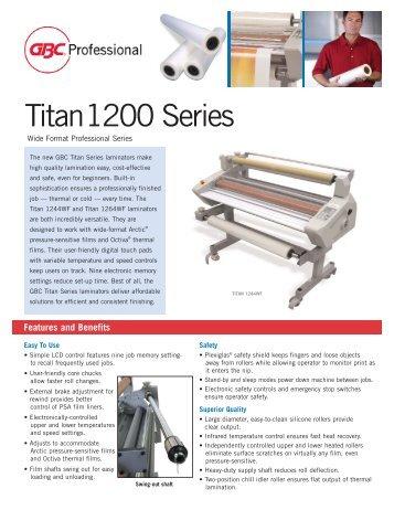 Titan1200 Series - Net