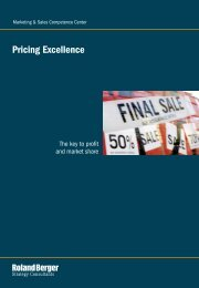 Pricing Excellence