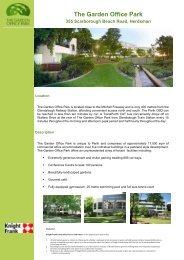 The Garden Office Park