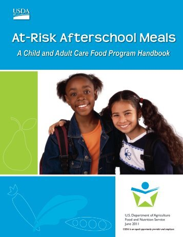 At-Risk Afterschool Meals - State of New Jersey