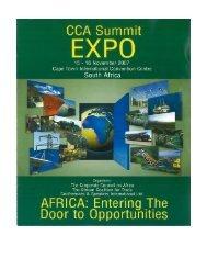 CCA Summit Expo Brochure