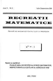 format .pdf, 6.6 MB - RECREAÅ¢II MATEMATICE