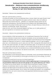 Hans-Martin Heinemann - Evangelisch-lutherischer ...
