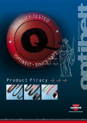 quality products since 1872 - Optibelt