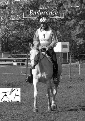 Endurance - bei swissendurance.ch!